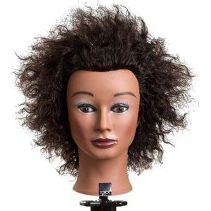 Tete A Coiffer Afro : tete a coiffer professionnelle afro ~ Melissatoandfro.com Idées de Décoration