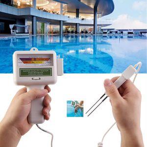 MESURE - CONTROLE  Testeur de pH et  chlore testeur de qualité de l'e