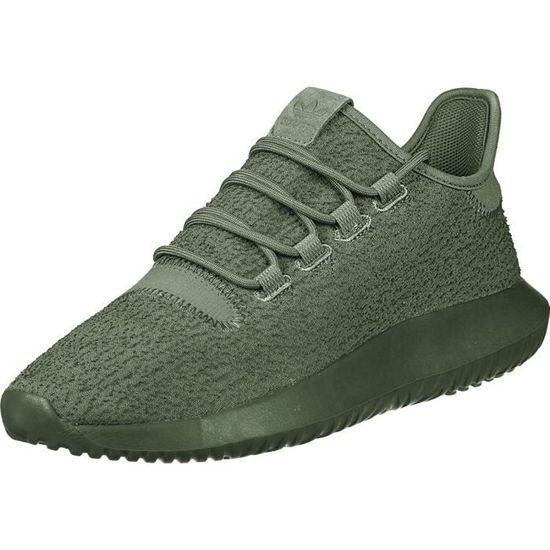 chaussures verte adidas homme