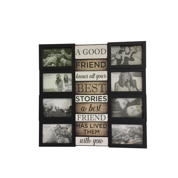 Cadre photo cadre photo pêle mêle mural décor friends capa