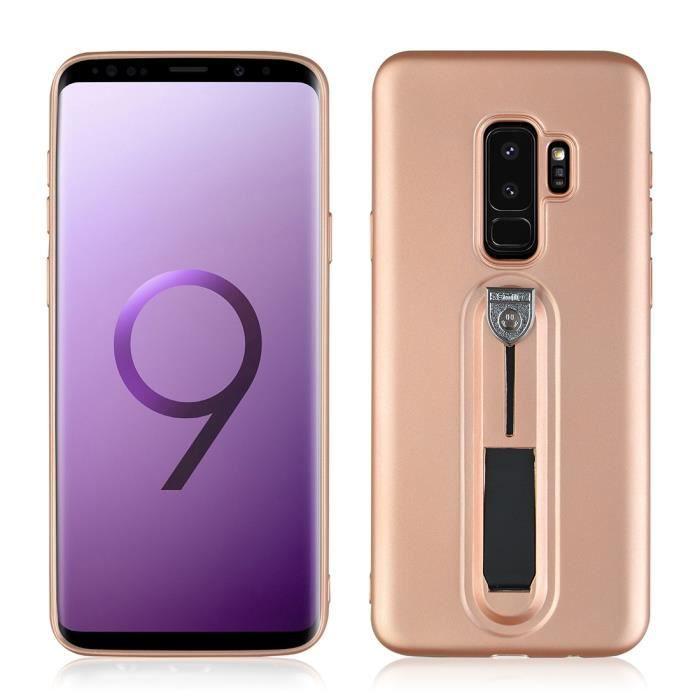 coque galaxy s9 violet ultra fine