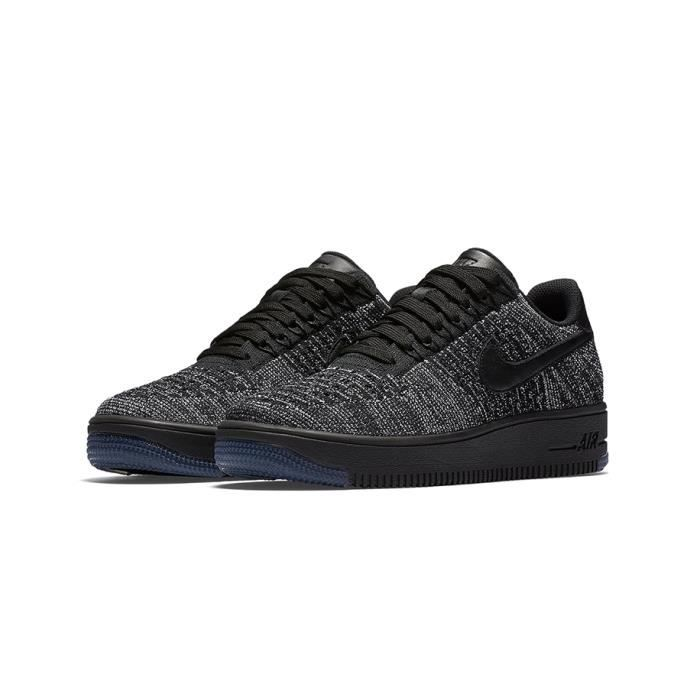 Basket Nike AF1 Flyknit Low 820256 007 Gris. Où trouver l'offre Nike air force 1 ...