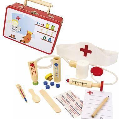 Deguisement Enfant Malette Infirmiere Docteur j... - Achat   Vente ... 6f1874ef4525