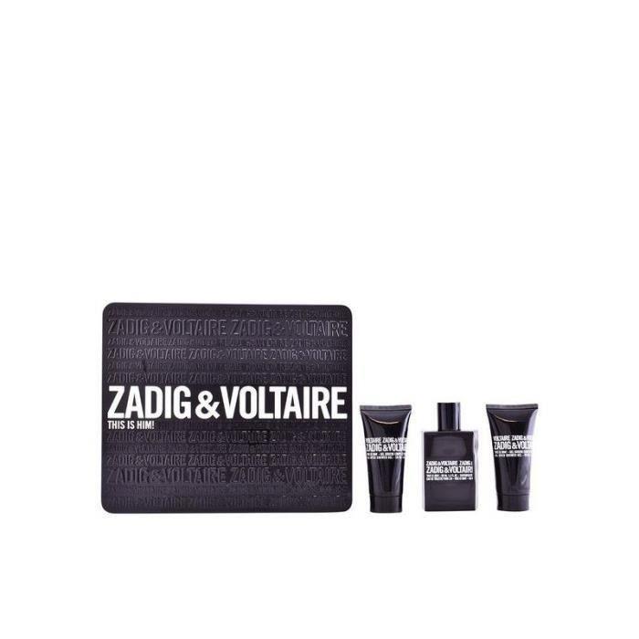 Voltaire3 Set De PcsNoir This Homme Is HimZadigamp; Parfum PuTZiOkX