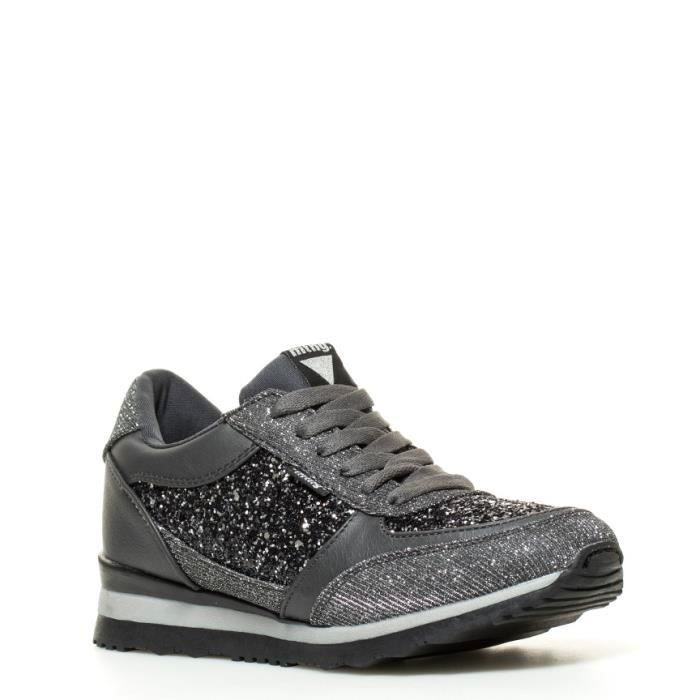 Mustang - Chaussures Anne gris XhAqfb8PeX