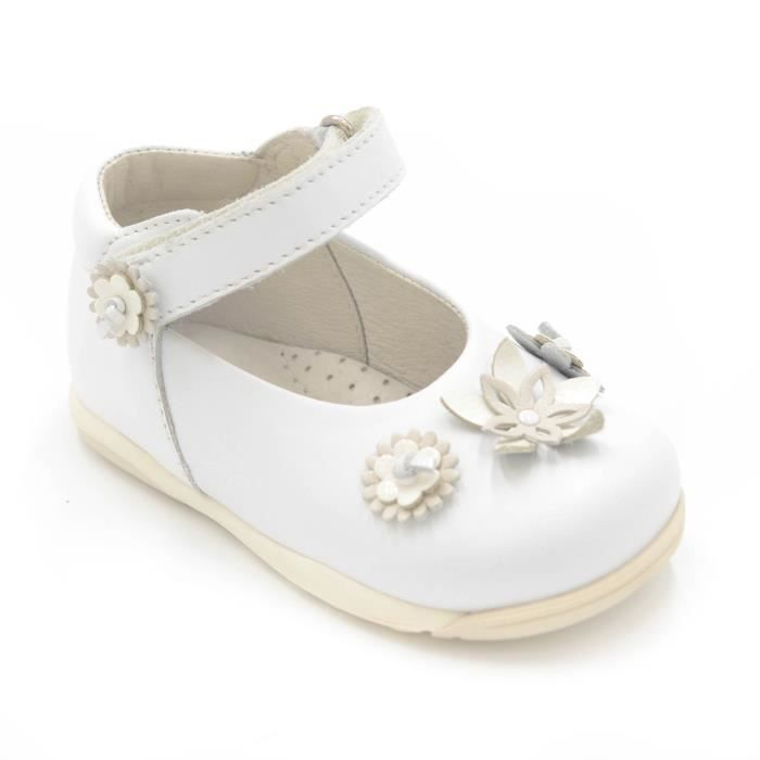 Balducci ballerine fillecuir blanc art.cita evergreen 12231 T. 20
