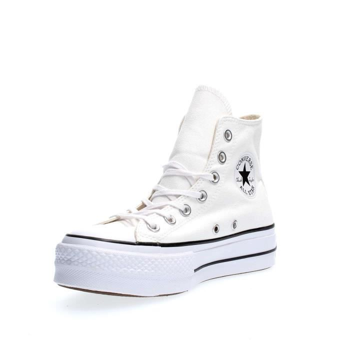 CONVERSE SNEAKERS Femme WHITE, 36,5