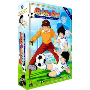 DVD MANGA DVD Olive et tom - partie 1 - collector (non ce...