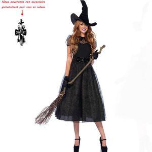 DÉGUISEMENT - PANOPLIE Déguisement Adulte Costume Halloween Femme Vampire