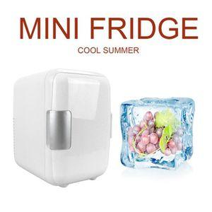 RÉFRIGÉRATEUR CLASSIQUE 12V 4L voiture mini réfrigérateur portable  refroi