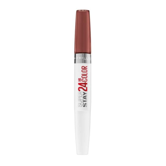 GEMEY MAYBELLINE Superstay 24h rouge à lèvre 725 caramel kiss