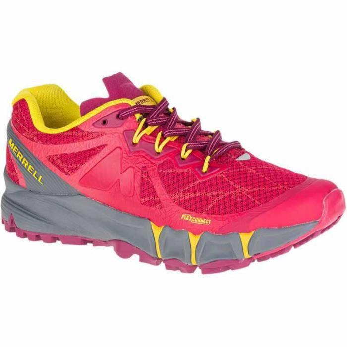 Trail Pas Agility Prix Chaussures Femme Merrell Running Flex Peak DW2I9EH