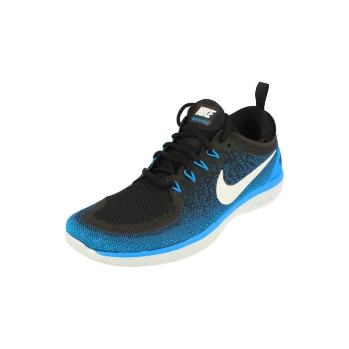 012d5f81ac264 Nike Free RN Distance 2 Hommes Running Trainers 863775 Sneakers ...