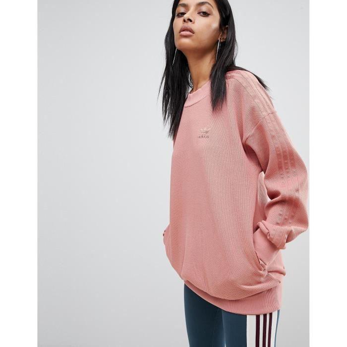 Adidas Originals X3qbb Shirt Sweat 46 Brut Rose rrndx
