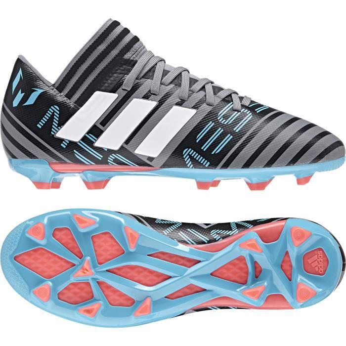 Junior Football De Messi 18 Nemeziz Chaussures Fg Adidas Prix 3 UgqwOBR