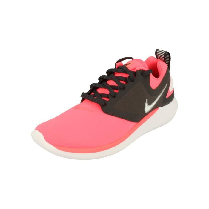 online retailer 8f6b3 5c91c Nike Femme Lunarsolo Running Trainers Aa4080 Sneakers Chaussures 604