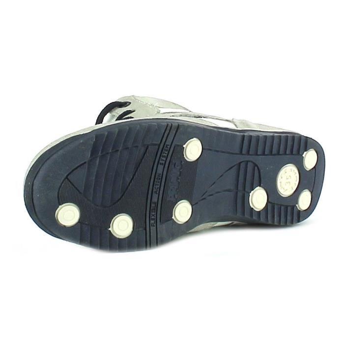 Primigi - Primigi Chaussures Enfant Cuir Gris