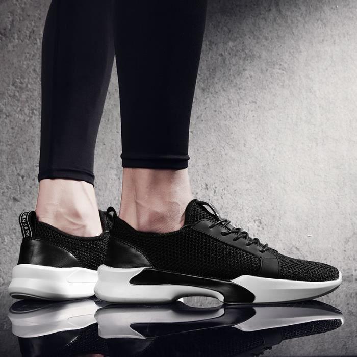 Chaussures à lacets Casual Design simple Hommes Chaussures Mesh respirant Chaussures de sport