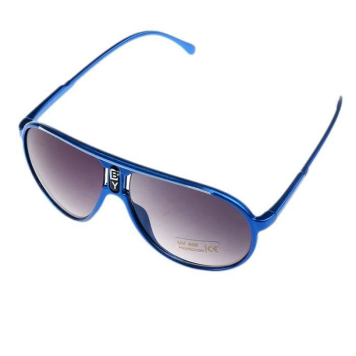 Lunettes de soleil Cadre plastique lunettes @Lunette 533