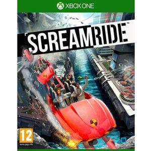 JEU XBOX ONE ScreamRide Jeu Xbox One