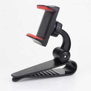 FIXATION - SUPPORT Support de Smartphone-Rouge Universel 360 Pare-sol