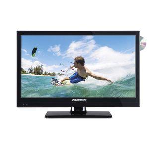 Téléviseur LED Téléviseur LED camping car 12V - MPEG4 20'' - Vers