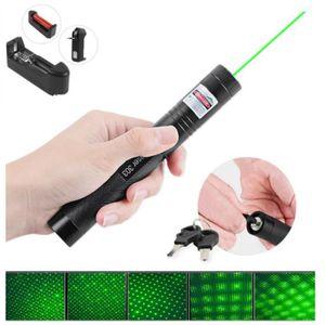 TECHNIQUE LASER Laser 303 5 mW Stylo Vert Pointeur Laser Pointeur