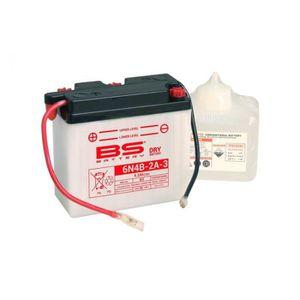 BATTERIE VÉHICULE Batterie BS BATTERY 6N4B-2A-3 conventionnelle livr
