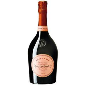 CHAMPAGNE Cuvée Rosé - Champagne brut rosé Laurent Perrier 7