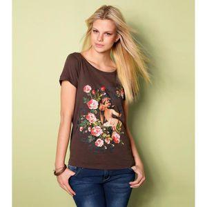 T-SHIRT T.shirt manches courtes imprimé ...