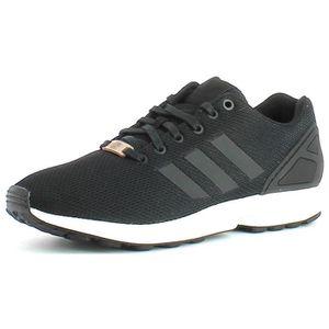 aede15d54ab CHAUSSURES MULTISPORT Adidas Zx Flux Chaussures de Sport Homme Noir Toil