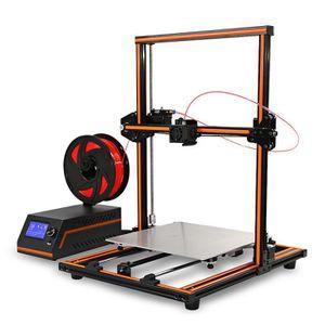 IMPRIMANTE 3D Anet E12  Pro Imprimante 3D DIY Kit Cadre en allia