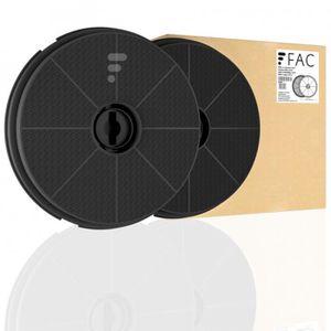 FILTRE POUR HOTTE Filtre à Charbon compatible hotte Smeg KD150XE