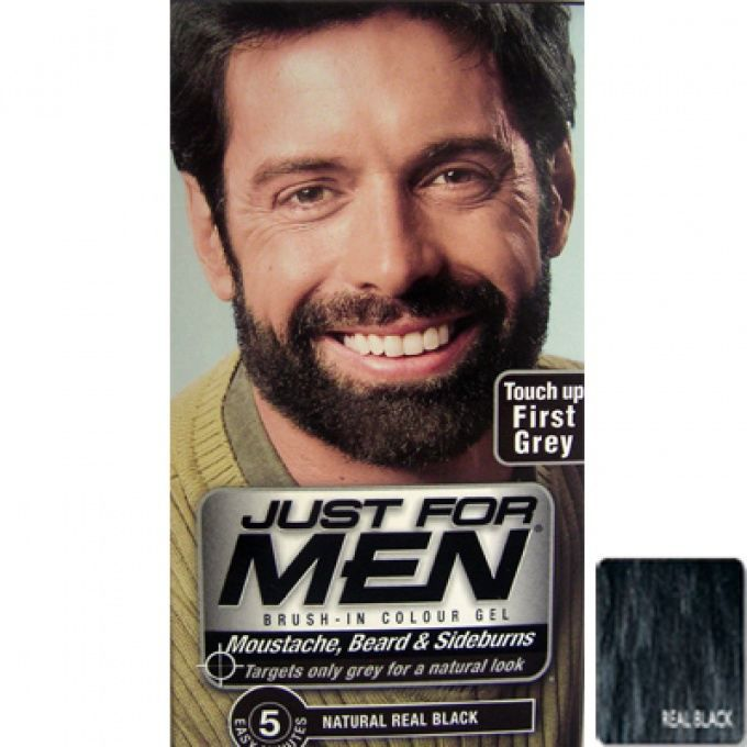 Coloration Barbe Just For Men - Achat / Vente Coloration
