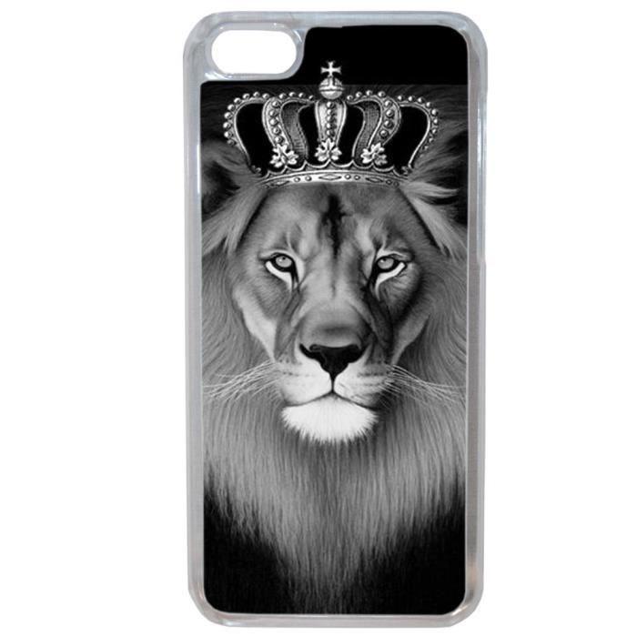 coque lion iphone 8 plus