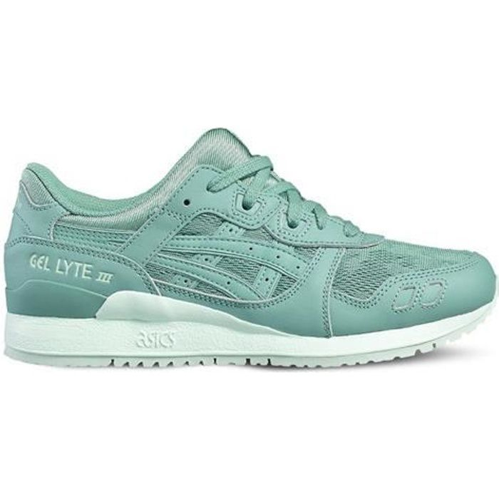 CHAUSSURES ASICS GEL LYTE III BAY/AGATE GREEN H756L-8788