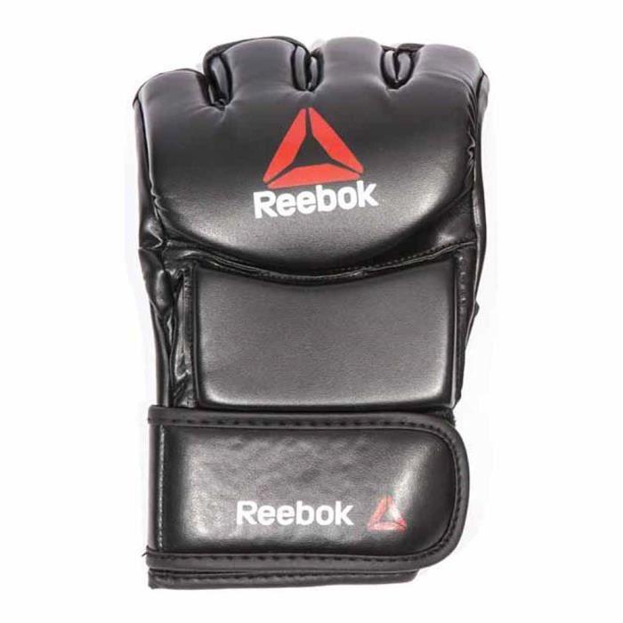 1c6bf512eb9c REEBOK Gants de combat MMA - Entraînement - Prix pas cher - Cdiscount