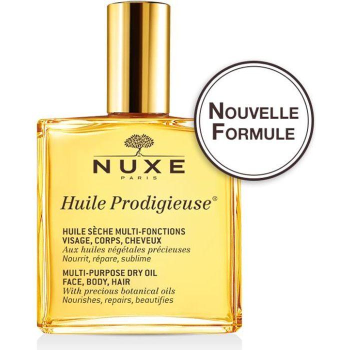 100 Nuxe Ml Sèche Multi Huile Fonctions Prodigieuse N0vm8nywO