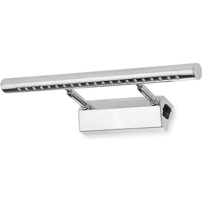 5W Applique Murale LED pour Salle de Bain Miroir Lampe Mur Ampoule