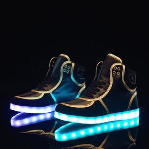 Mode Flyknit Lumière LED Chaussures Camouflage ... YEqIdhnCI