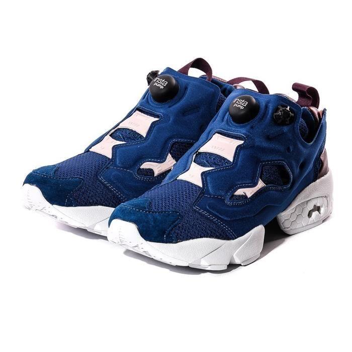 Chaussures Reebok Instapump Face Blue