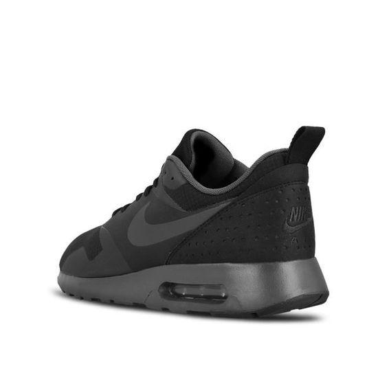 on sale ce594 74a12 Baskets Nike Air Max Tavas Noires 705149-010. Noir Noir - Achat   Vente  basket - Cdiscount
