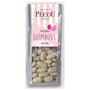 DRAGÉES Sachet de 500 g de dragée guimauve vanille (ivoire