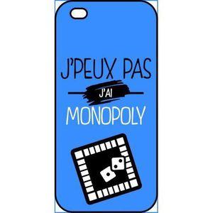 coque iphone xr monopoly