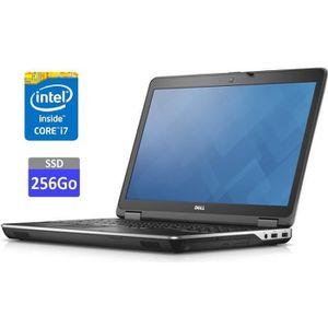 ORDINATEUR PORTABLE DELL LATITUDE E6540 - Intel Core i7-4800MQ 2.7Ghz