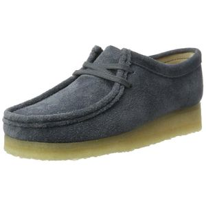 DERBY Clarks Originals Wallabee des femmes. Derby 3D51GL