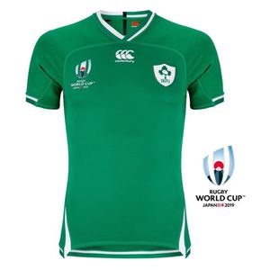 MAILLOT DE RUGBY Maillot rugby Irlande RWC 19 domicile