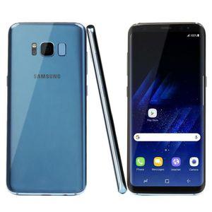 SMARTPHONE RECOND. Samsung Galaxy S8 G950F 32go Bleu Smartphone Carte