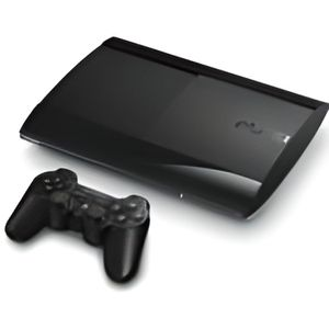 CONSOLE PS3 Sony Playstation 3 Super Slim 500 Go