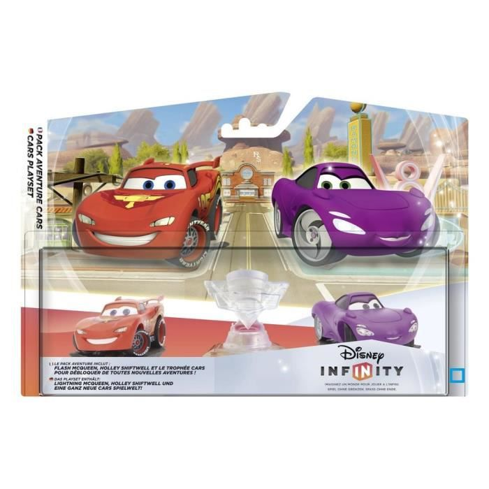 figurines cars disney infinity 1 0 achat vente figurine de jeu figurines cars disney. Black Bedroom Furniture Sets. Home Design Ideas